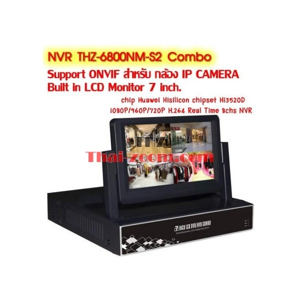 how to add camera to nvr monitor