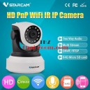 IP Camera Vstarcam C7824WIP HD indoor IP Camera P2P Wifi  720P 1 ล้านพิกเซล